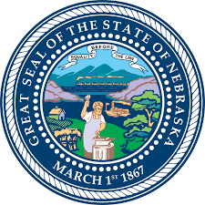 Nebraska Seal Logo