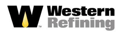 Western Refining Logo